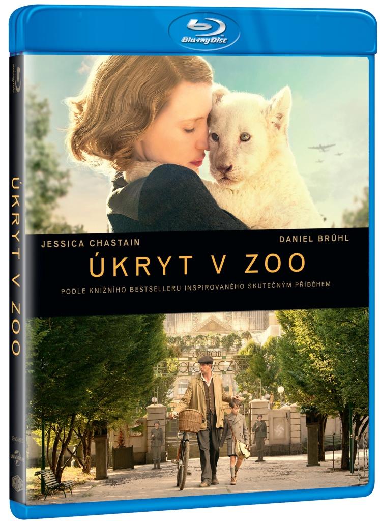 ÚKRYT V ZOO - Blu-ray