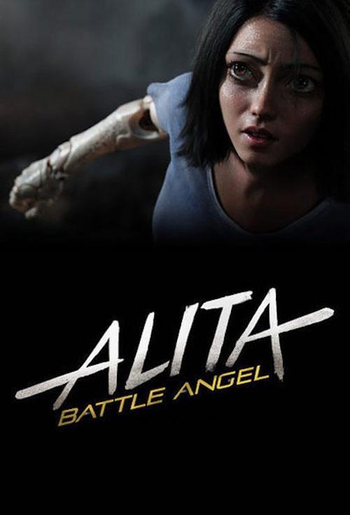 Alita: Bojový Anděl - Blu-ray