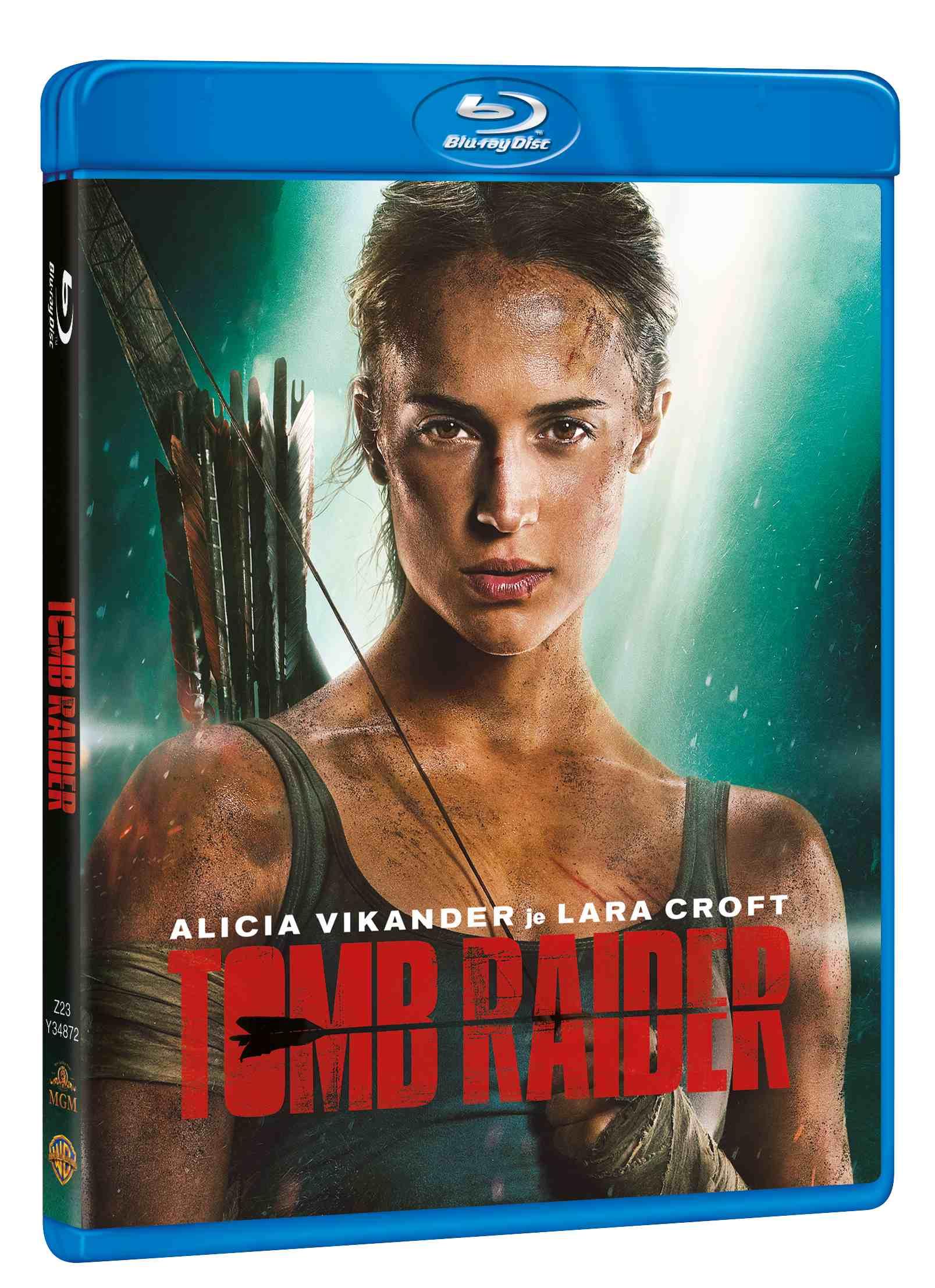 Tomb Raider - Blu-ray