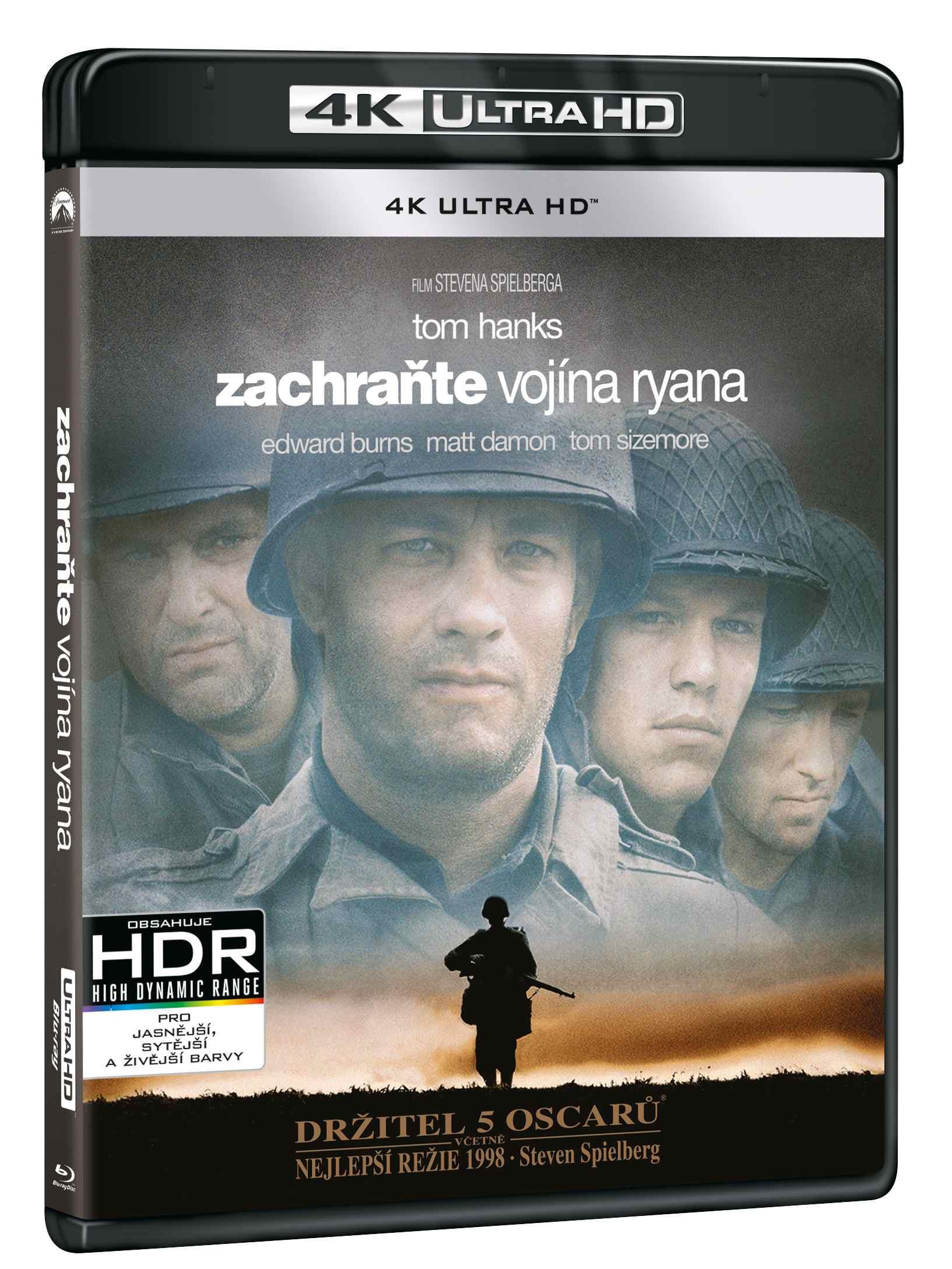 Zachraňte Vojína Ryana - (4K ULTRA HD) - UHD Blu-ray