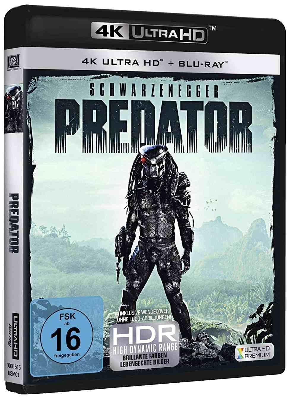 Predátor - 4K Ultra UHD Blu-ray