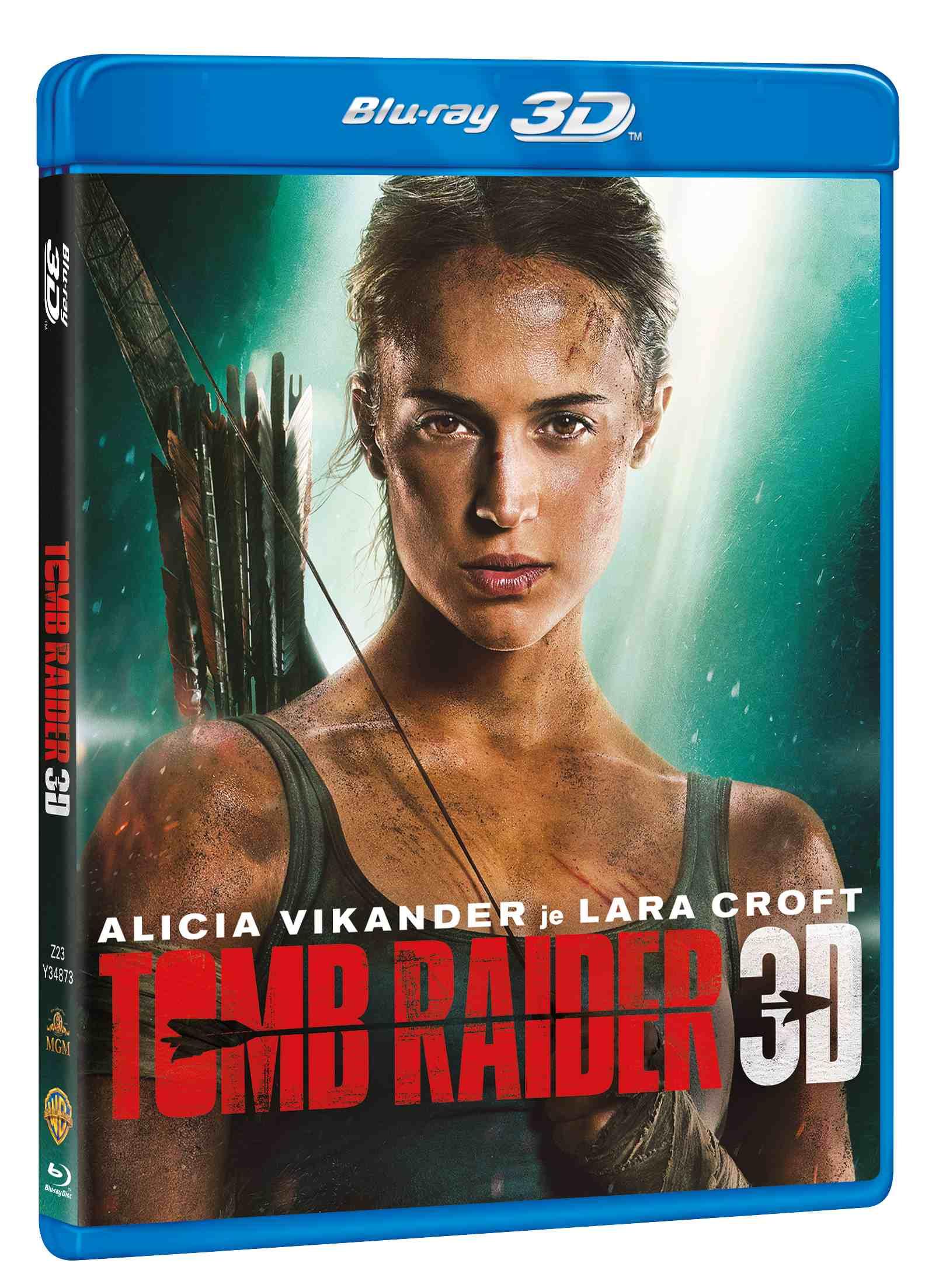 Tomb Raider - Blu-ray 3D + 2D (2BD)
