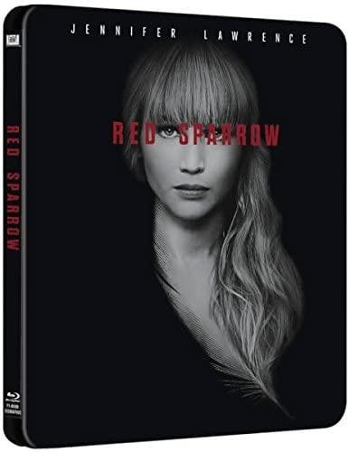 Rudá volavka - Blu-ray Steelbook