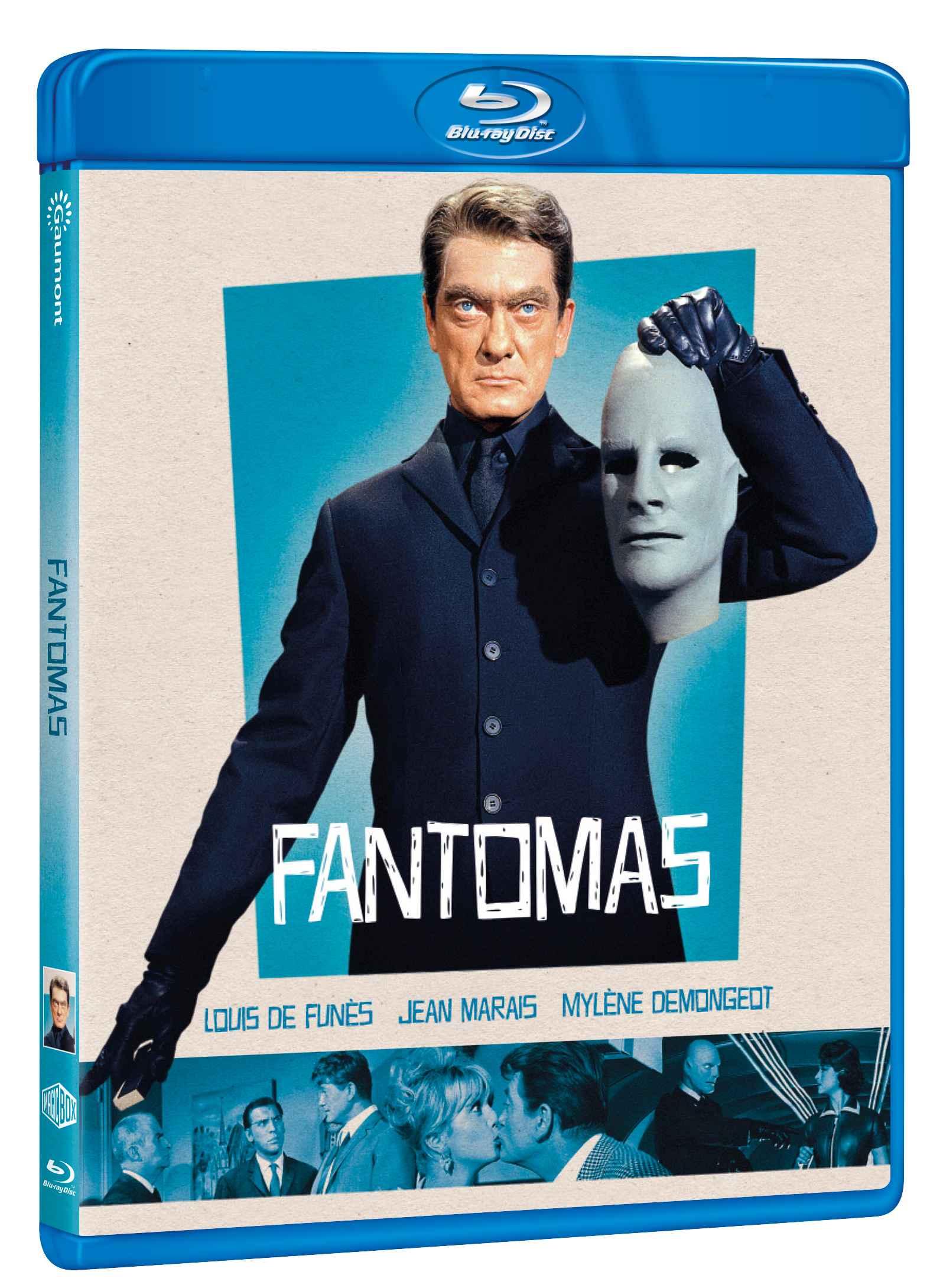Fantomas - Blu-ray