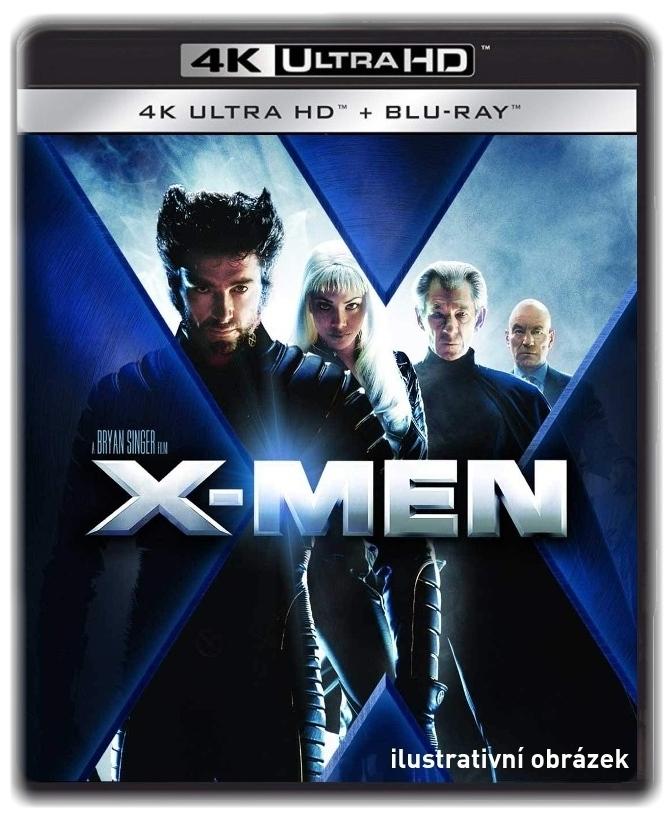 X-men - (4K ULTRA HD) - UHD Blu-ray + Blu-ray (2 BD)