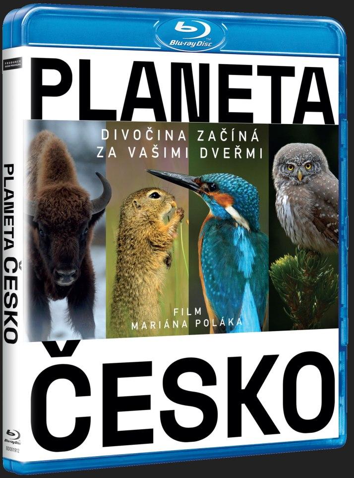 Planeta Česko - Blu-ray
