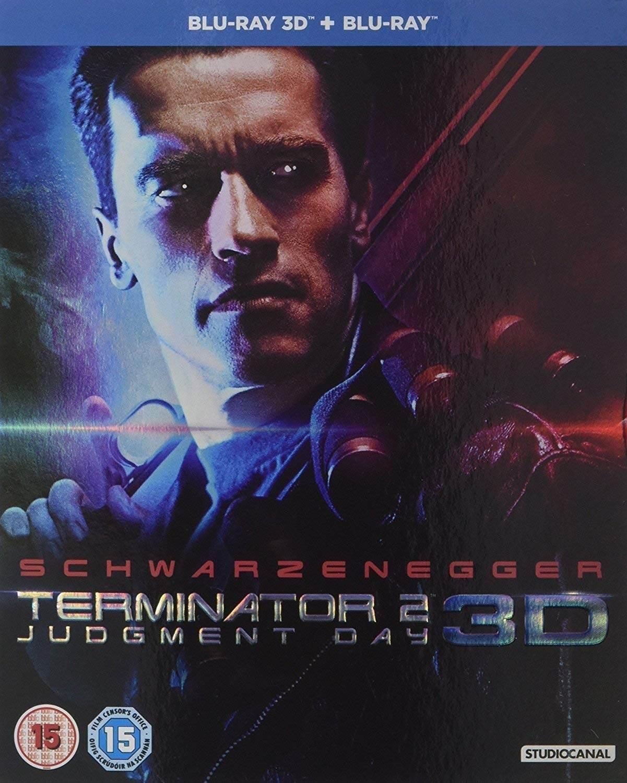 Terminator 2: Den zúčtování - Blu-ray 3D+2D (2 disky)