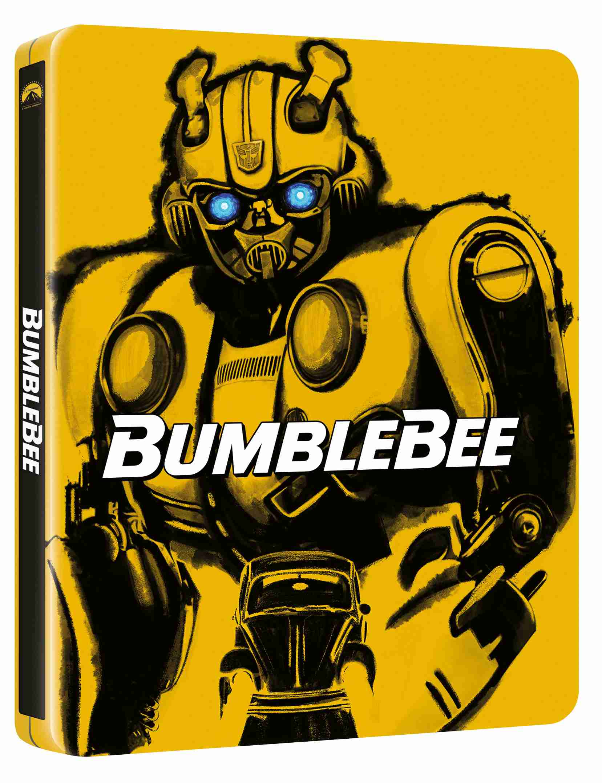 Bumblebee - Blu-ray Steelbook
