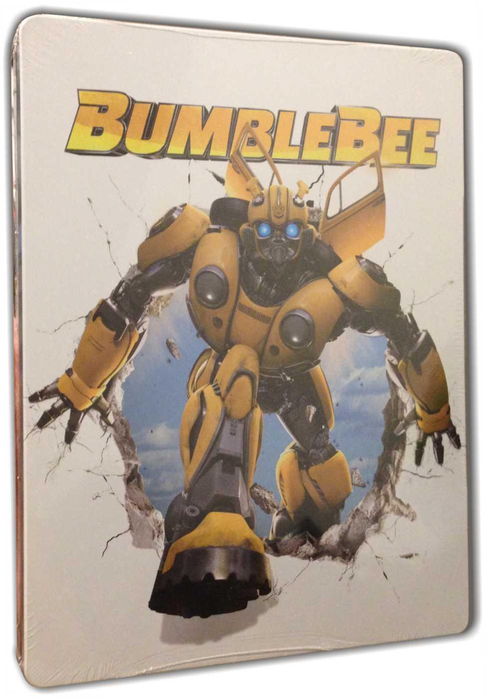 Bumblebee (4K Ultra HD) - UHD Blu-ray + Blu-ray (2 BD) Steelbook