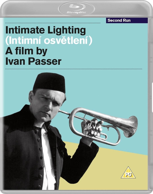Intimní osvětlení - Blu-ray