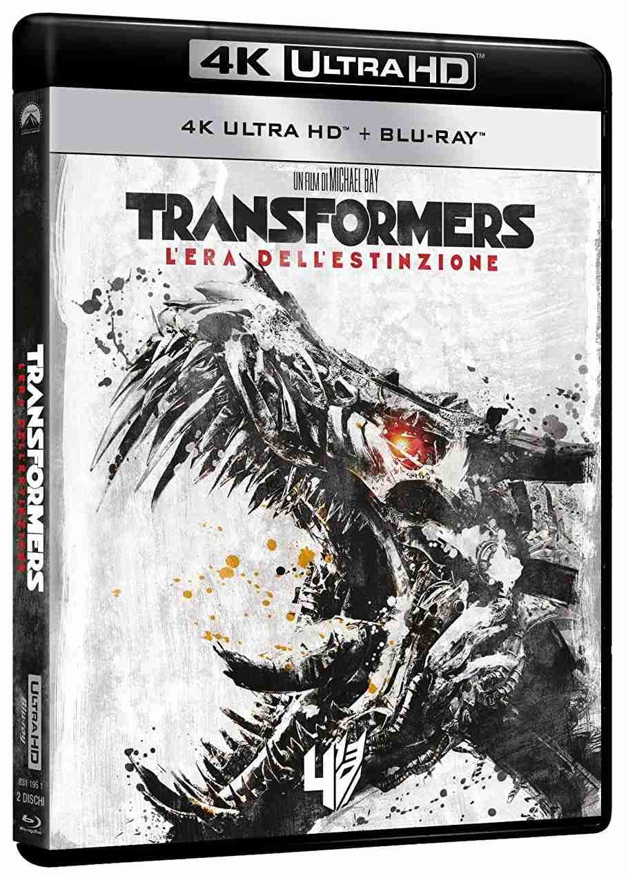 Transformers: Zánik (4K Ultra HD) - UHD Blu-ray