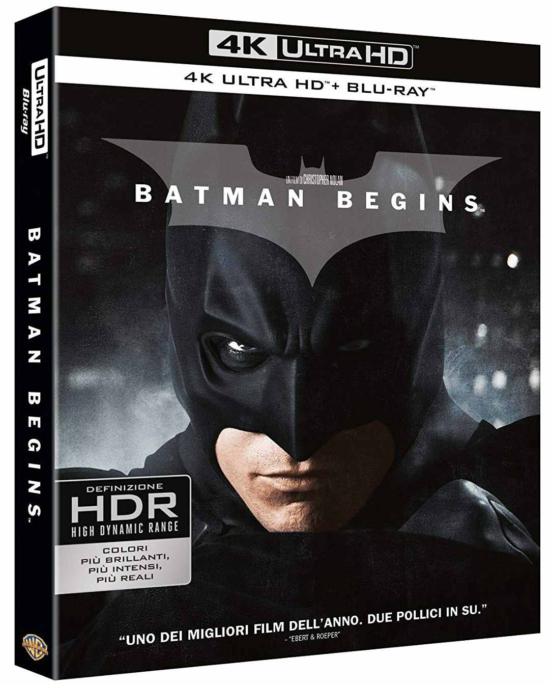 Batman začíná (4K Ultra HD) - UHD Blu-ray