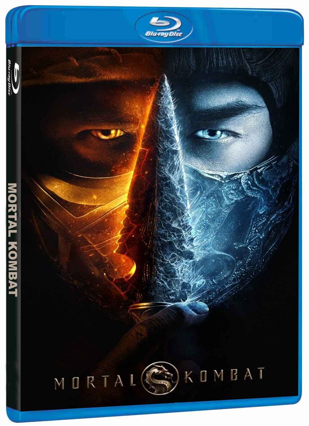Mortal Kombat - Blu-ray