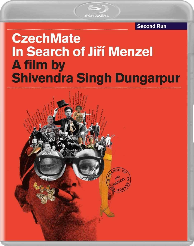 CzechMate – Hledání Jiřího Menzela - Blu-ray 2BD