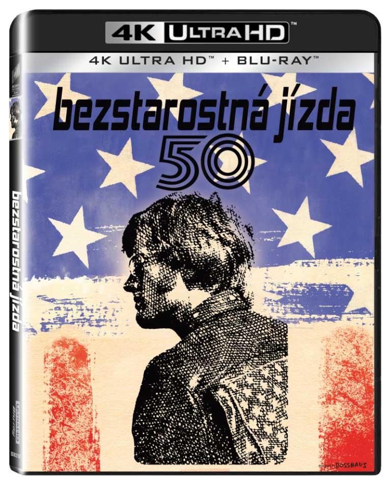 Bezstarostná jízda (4K Ultra HD) - UHD Blu-ray + Blu-ray (2 BD)