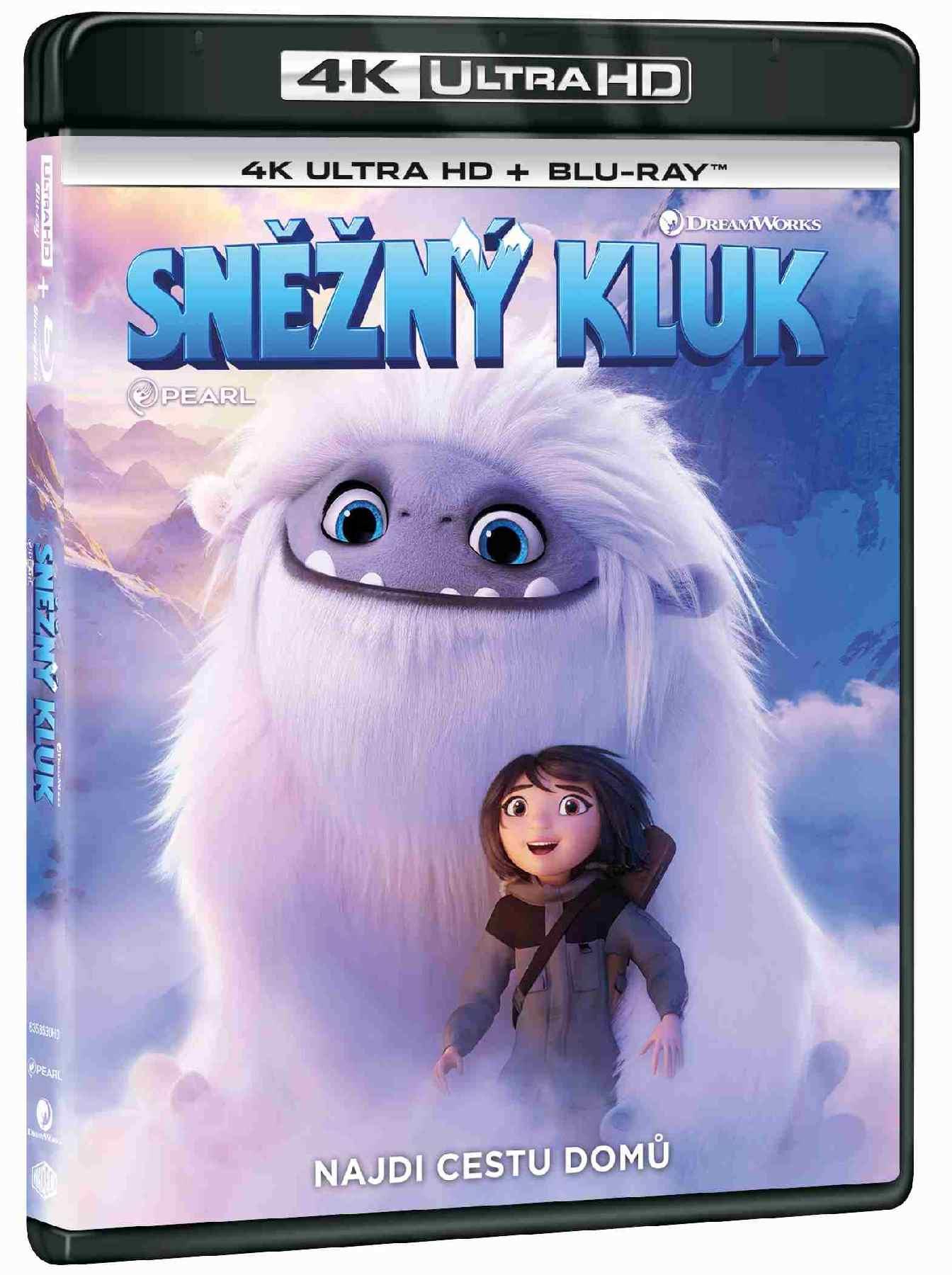 Sněžný kluk (4K Ultra HD) - UHD Blu-ray + Blu-ray (2 BD)