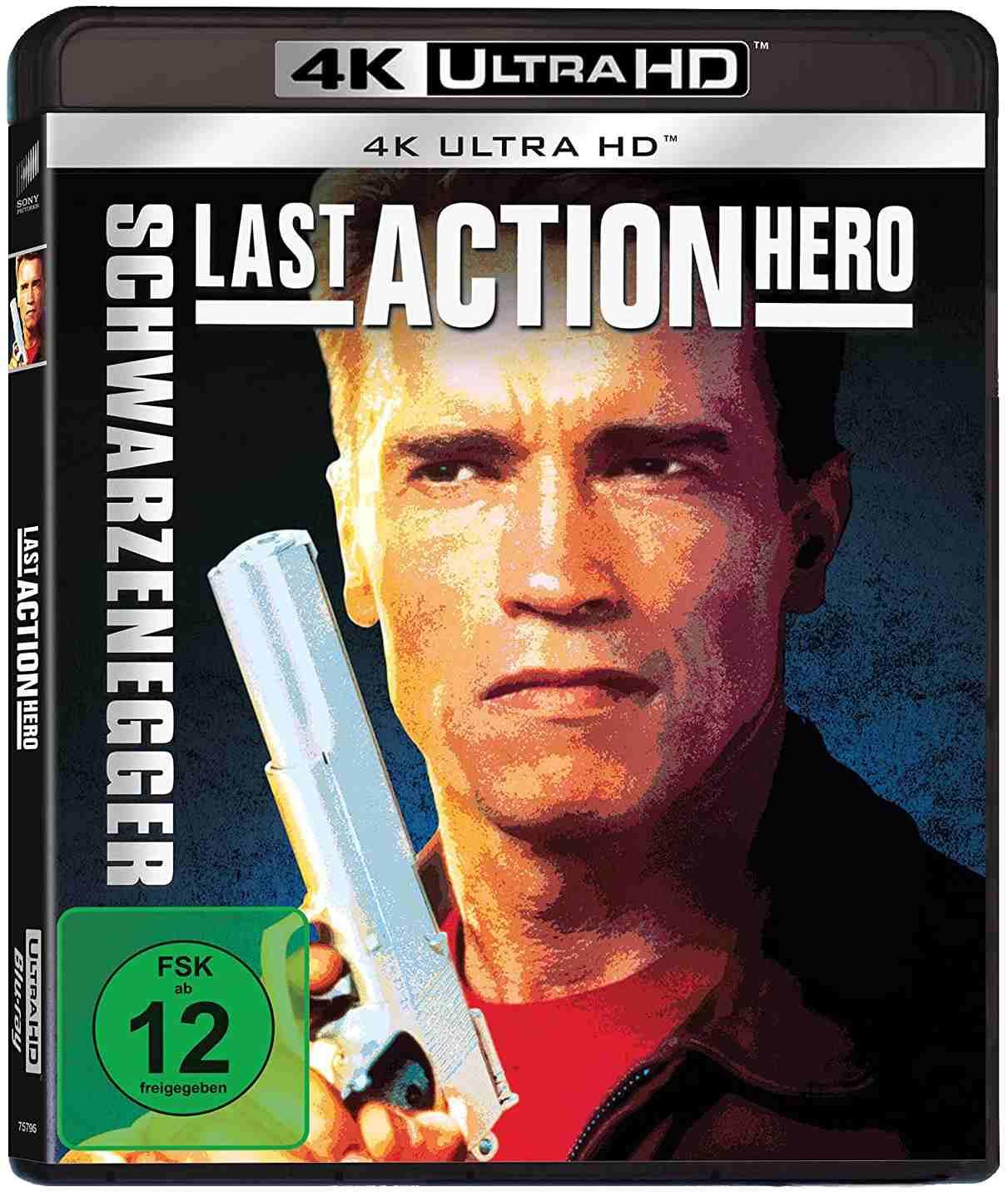 Poslední akční hrdina - 4K Ultra HD Blu-ray