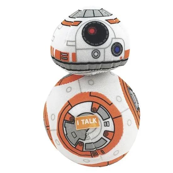 Klíčenka Star Wars - mluvící BB8 cdd6090488