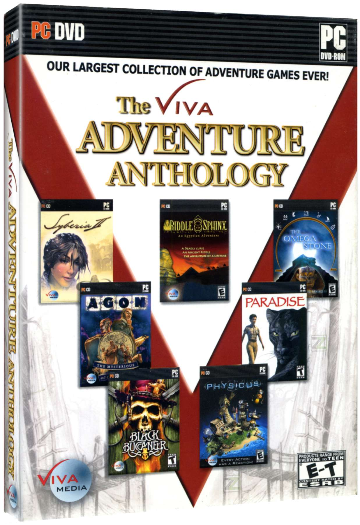 Adventure Anthology - PC