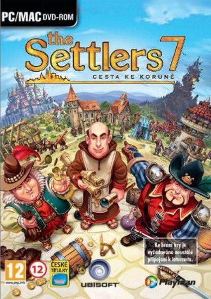 THE SETTLERS 7: CESTA KE KORUNĚ - PC