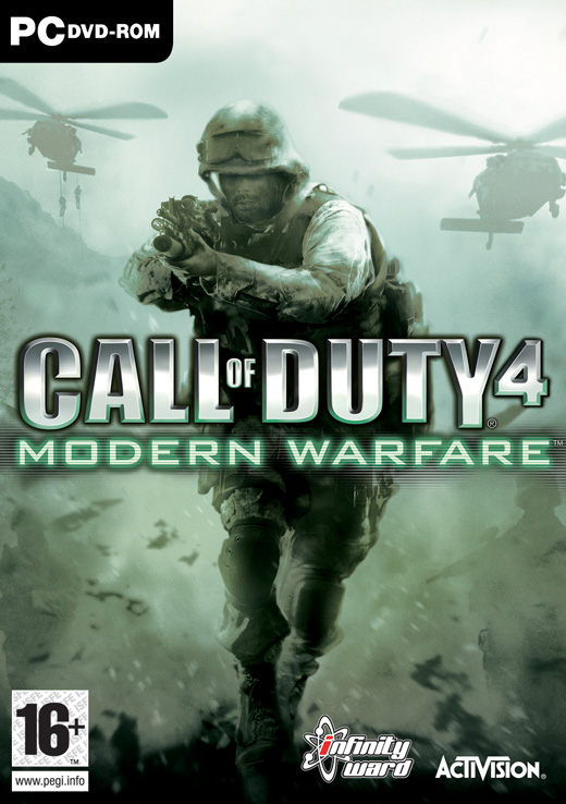 CALL OF DUTY 4: MODERN WARFARE - GOTY - PC