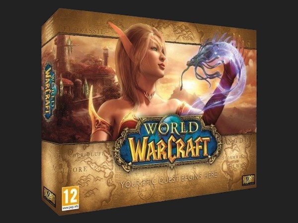 WORLD OF WARCRAFT - BATTLE CHEST - PC