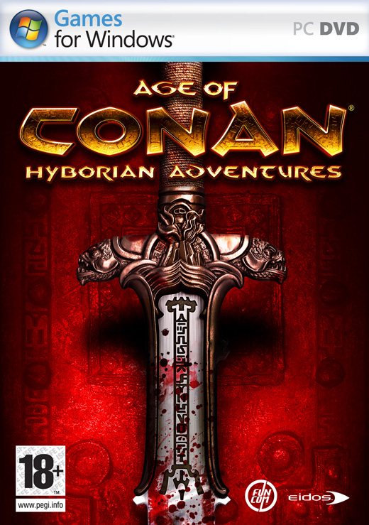AGE OF CONAN: HYBORIAN ADVENTURES - PC