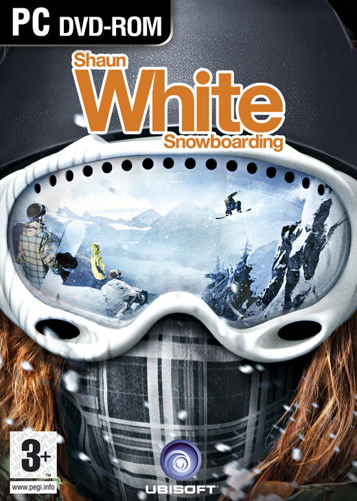 SHAUN WHITE SNOWBOARDING - PC