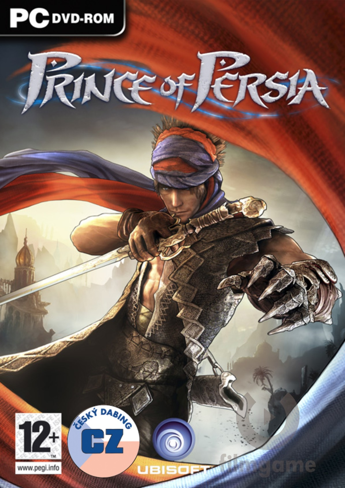 PRINCE OF PERSIA 4 - PC