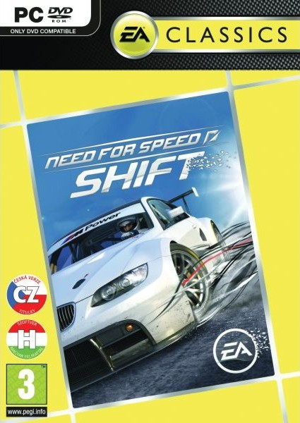 NEED FOR SPEED SHIFT - PC