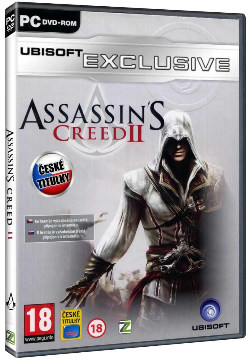 ASSASSINS CREED ll - PC