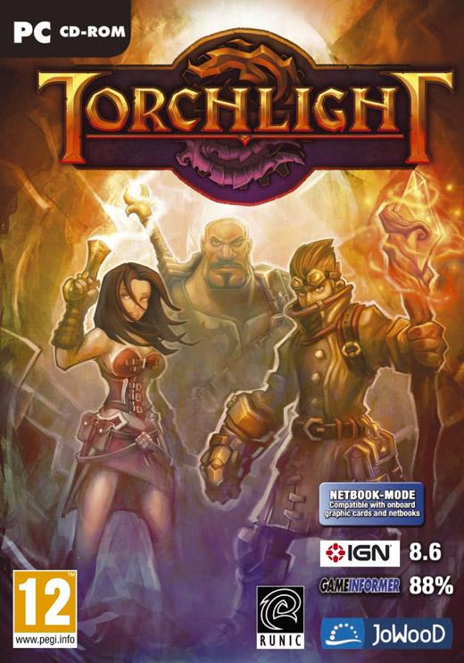TORCHLIGHT - PC