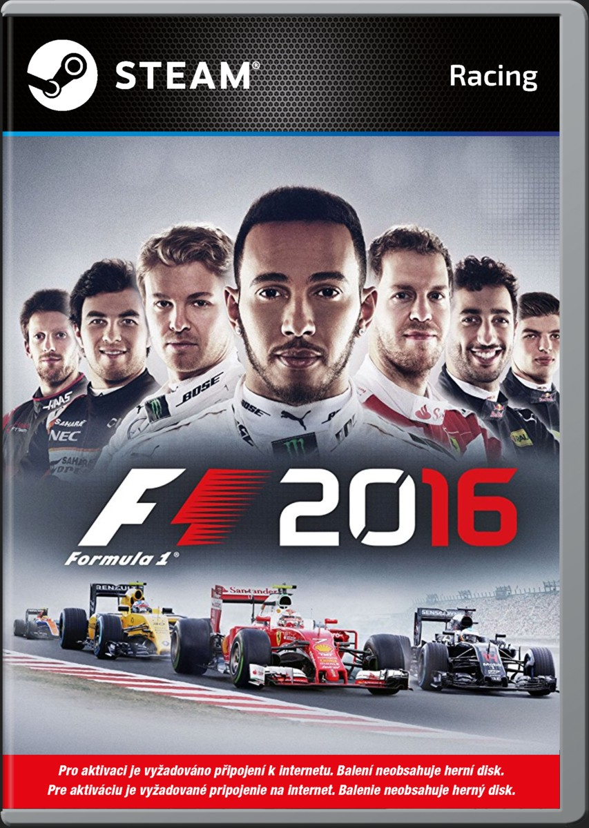 F1 2016 - PC (Steam)