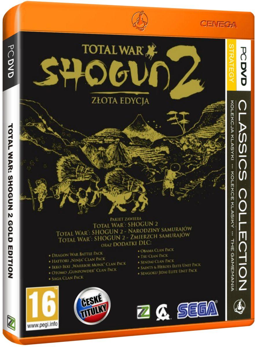 TOTAL WAR: SHOGUN 2 GOLD EDITION - PC