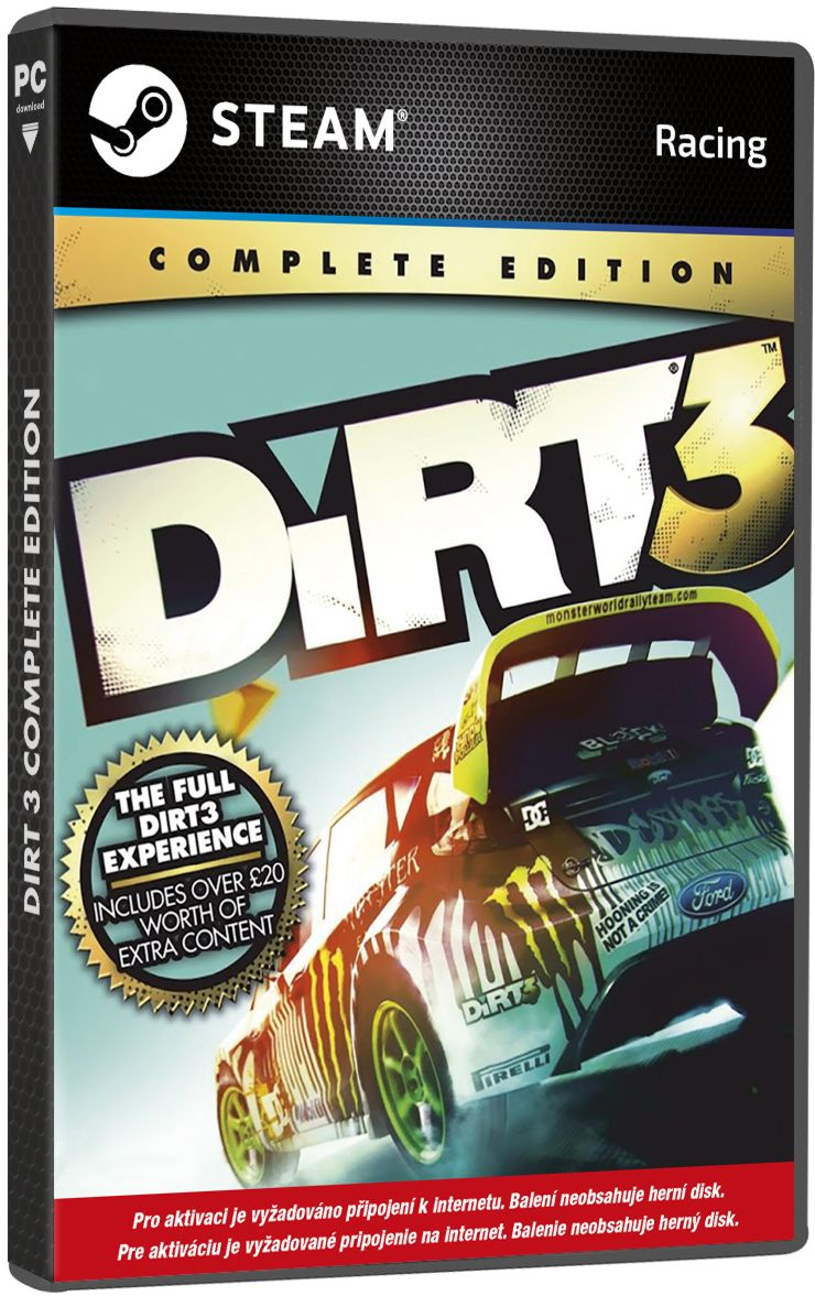 Dirt 3 (Complete Edition) - PC