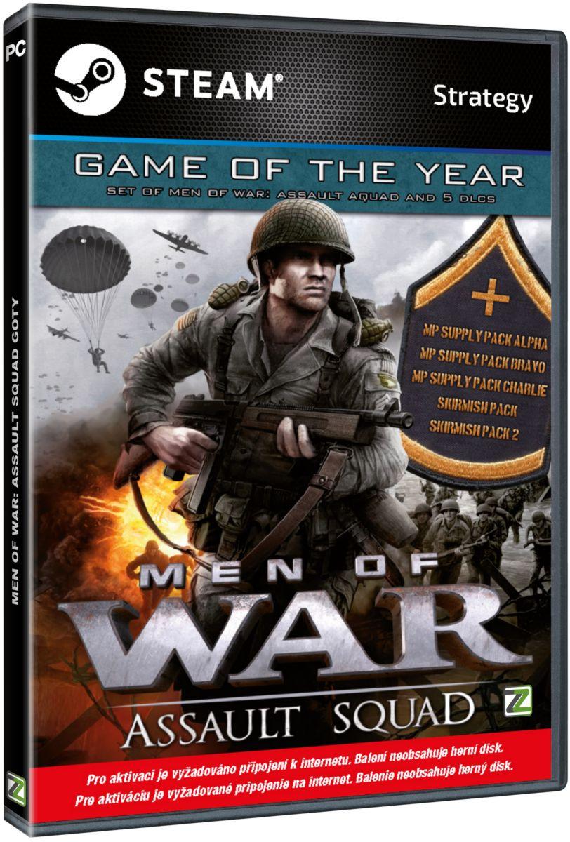 MEN OF WAR: ASSAULT SQUAD GOTY - PC