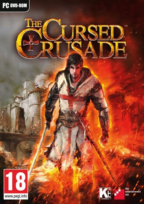 THE CURSED CRUSADE - PC