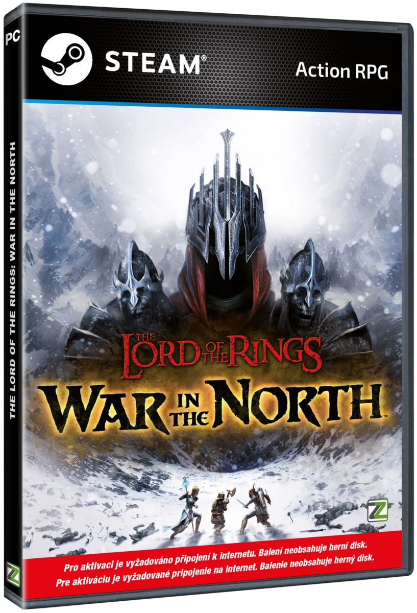 THE LORD OF THE RINGS: WAR IN THE NORTH - PC