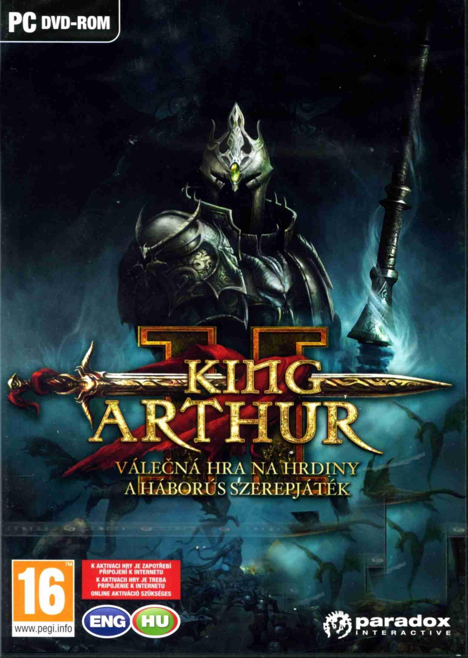 KING ARTHUR II - PC