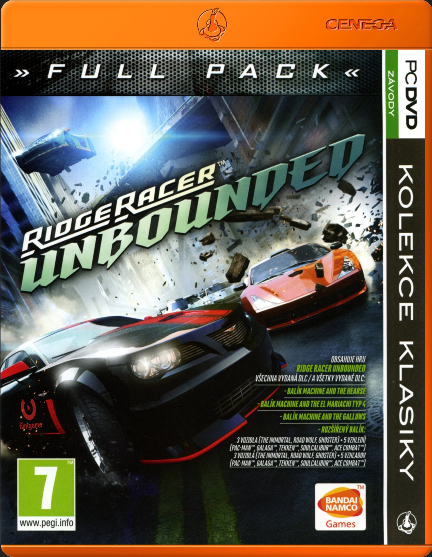 RIDGE RACER: UNBOUNDED - FULL PACK - PC