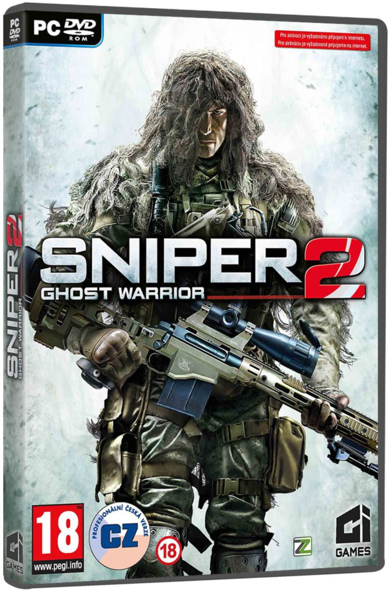 SNIPER: GHOST WARRIOR 2 - PC