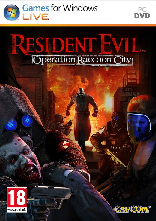RESIDENT EVIL: OPERATION RACCOON CITY - PC