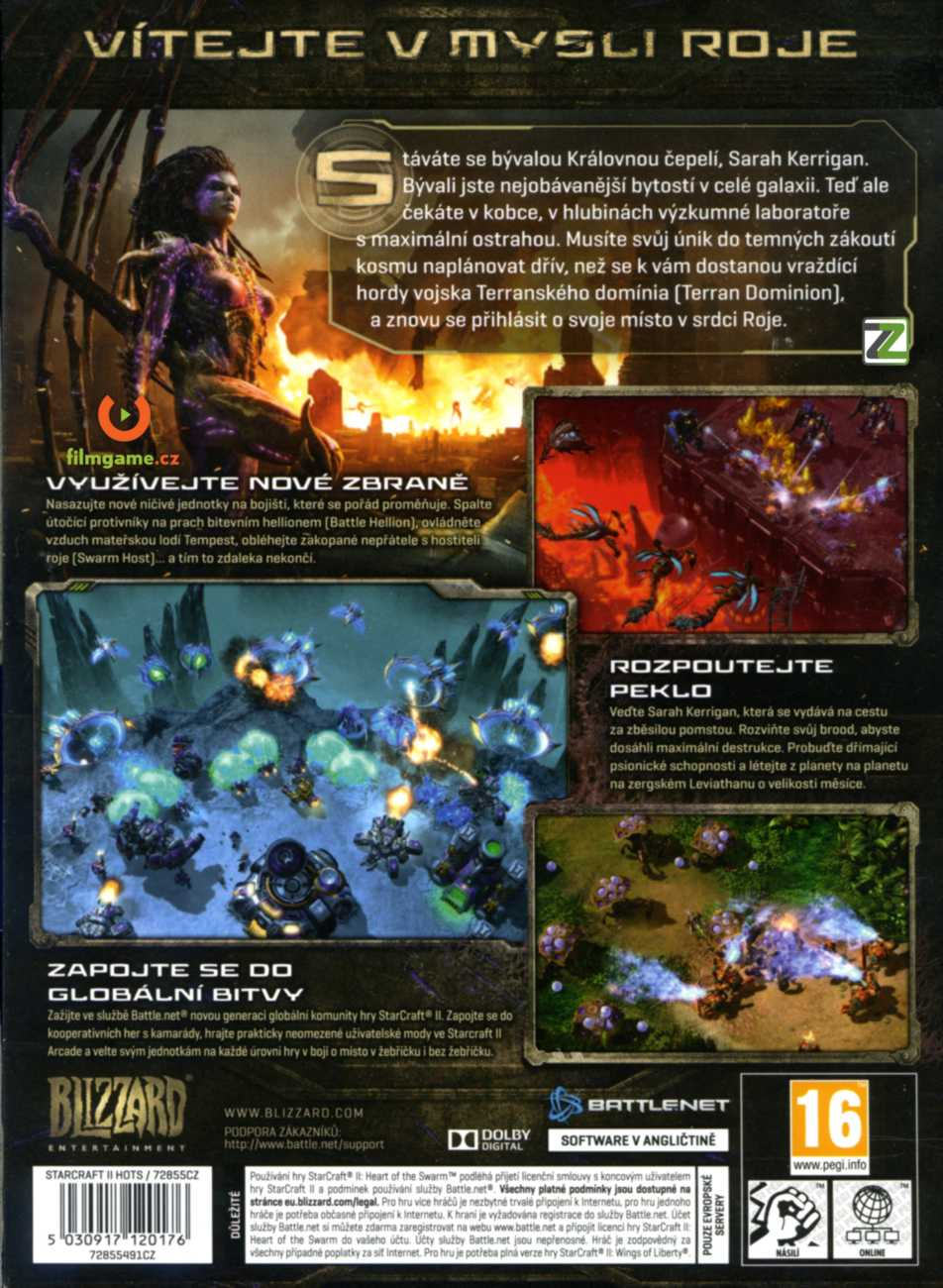 STARCRAFT II: HEART OF THE SWARM - PC