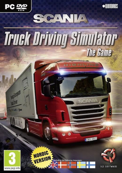 SCANIA TRUCK DRIVING SIMULATOR - PC