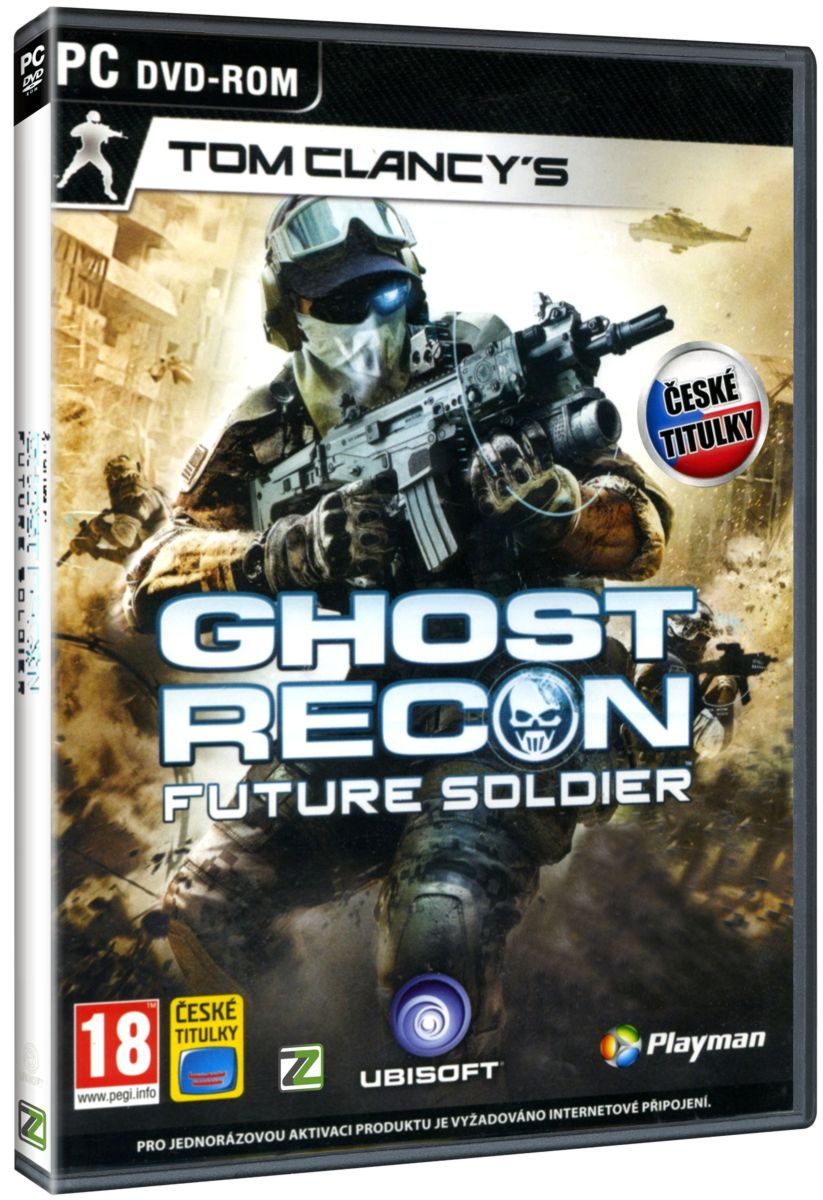 TOM CLANCYS GHOST RECON: FUTURE SOLDIER - PC