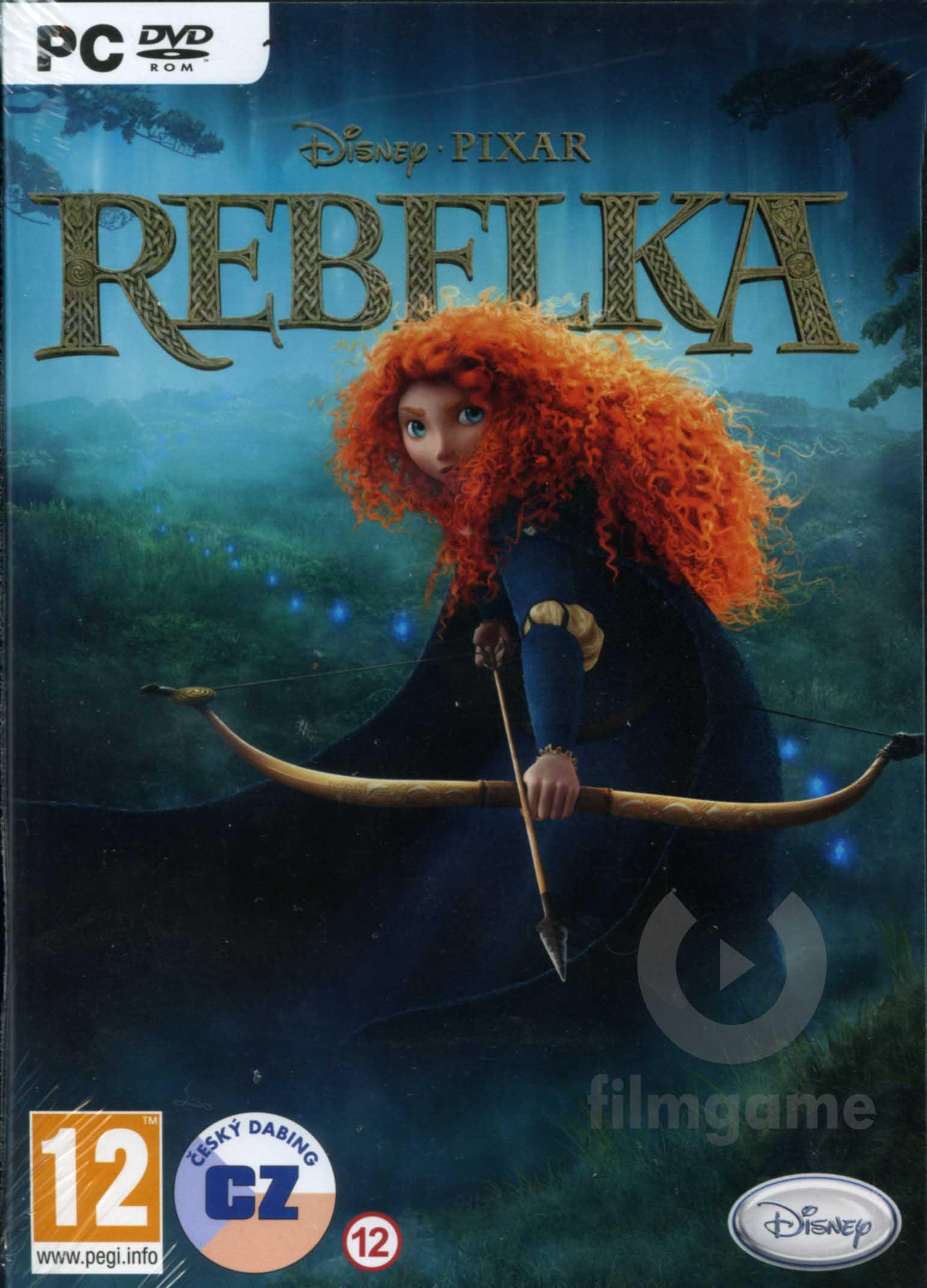 REBELKA (BRAVE) - PC
