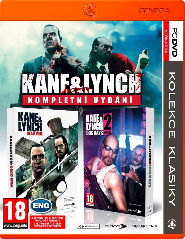 KANE & LYNCH COMPLETE - PC