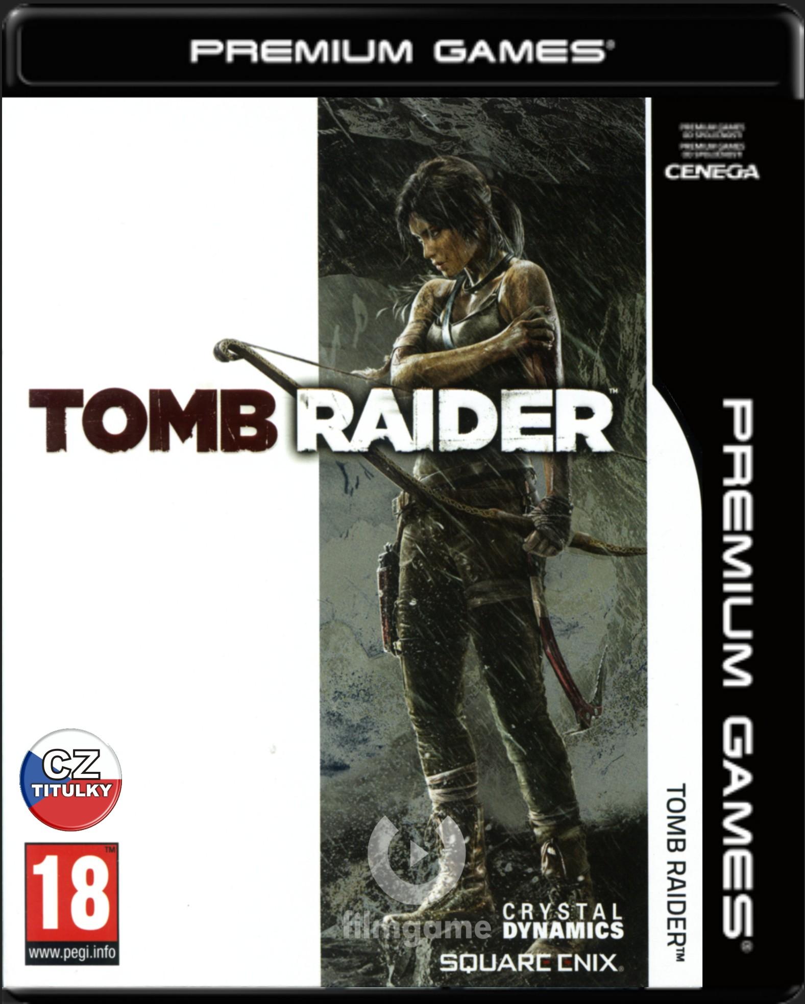 TOMB RAIDER (2013) - PC