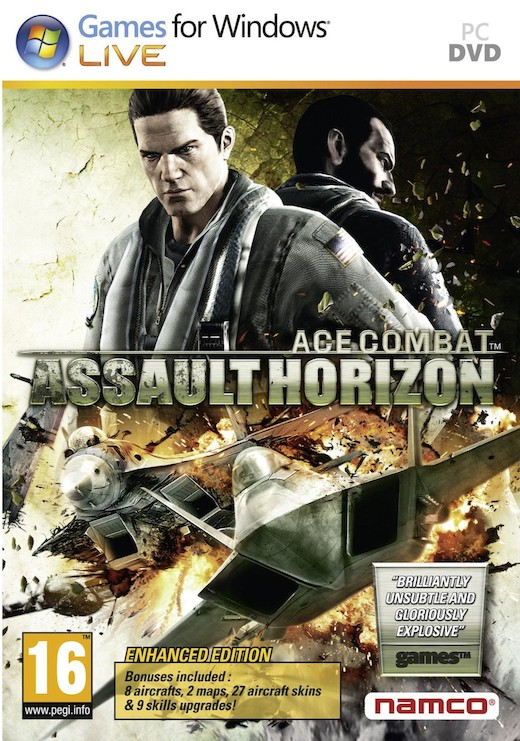ACE COMBAT: ASSAULT HORIZON - PC