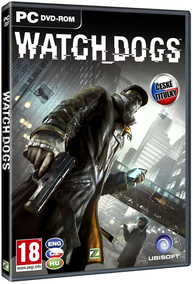 WATCH DOGS CZ - PC